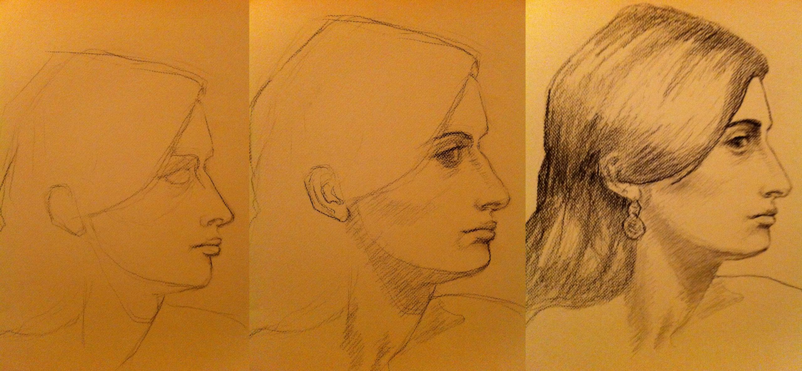 Drawing progression