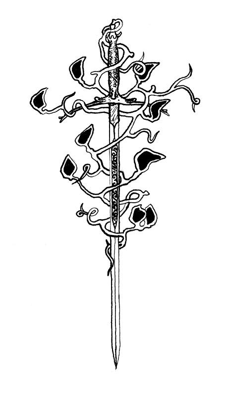 Beardsley sword